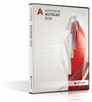 Autodesk AutoCAD 2019/2020 Windows & Mac