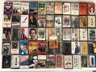 Colección cintas cassette