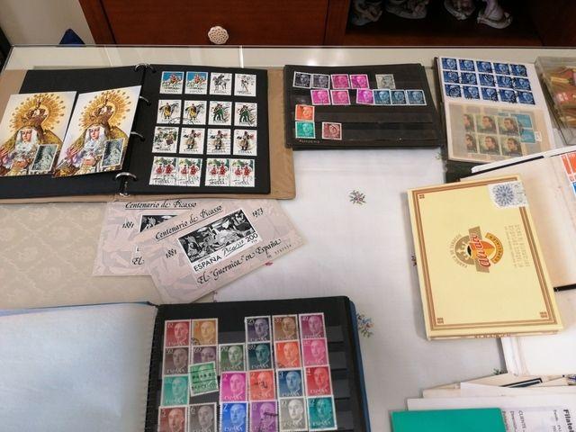 sellos y vitolas