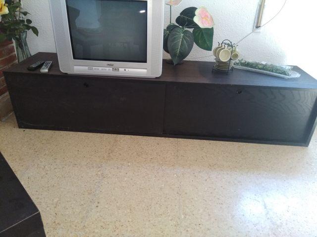 mueble comedor190*45 color wengue....buen estado