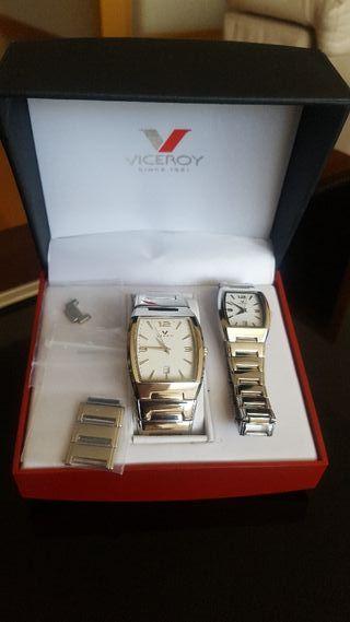Relojes Viceroy Hombre y Mujer