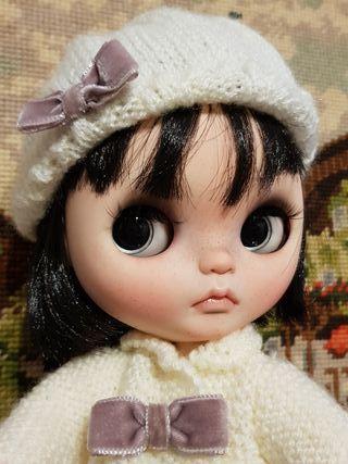 Blythe original Takara customizada