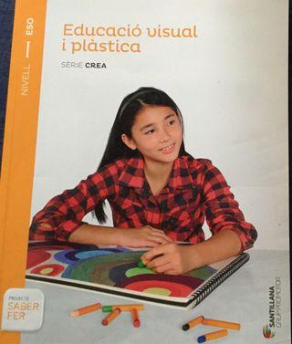 Educació visual i plàstica ESO 1