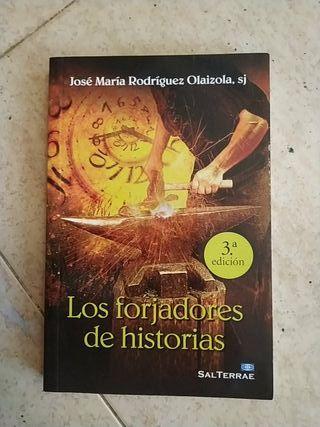 libro: LOS FORJADORES DE HISTORIAS *