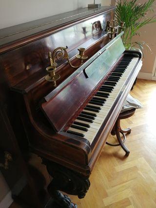 Wallapop En Segunda Mano La Piano Madrid Antiguos Provincia De uFK1J3Tcl