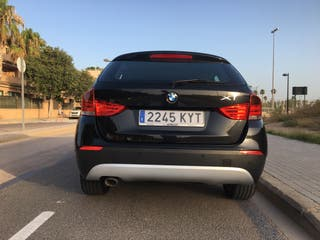 BMW X1 2012 20d XDrive automática Garantía 1 ano.