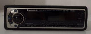 Radio con cargador de CD
