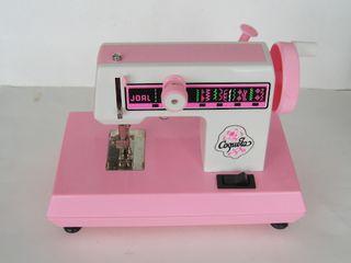 Maquina de coser de juguete Coqueta