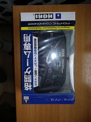 Mando Hori Fighting Commander PS3/PS4