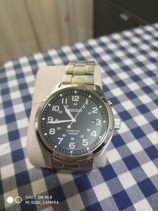 Reloj Seiko Kinetic 100mts.