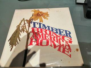 Timber Disco de vinilo Lp Rock