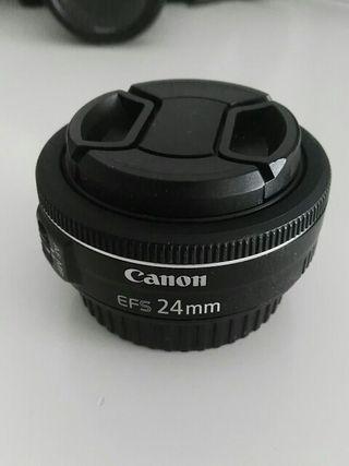 objetivo Canon