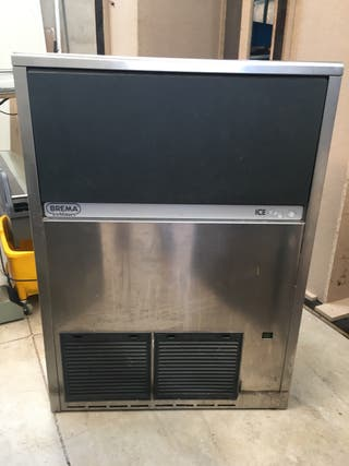 Máquina de hielo macizo