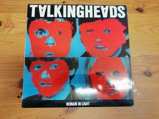 Talking Heads Disco de vinilo Lp Rock