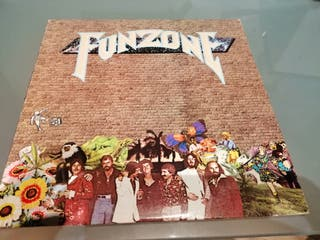Funzone Disco de vinilo Lp Rock