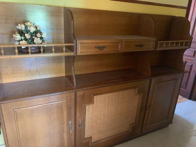 Mueble para vajilla