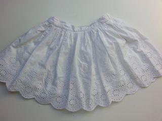b2d05b152 Falda de fiesta para niña de segunda mano en WALLAPOP