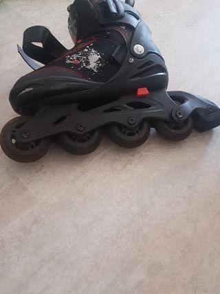 patines de ruedas para ñiño