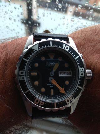 Reloj Seiko Kinetic Sports 5m22