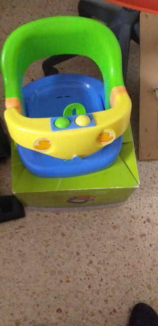 vendo soporte para el baño para bebé