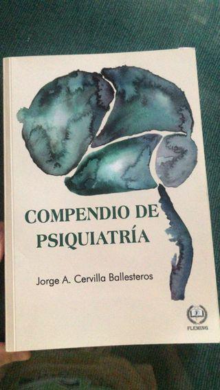 Compendio de Psiquiatría Profesor Cervilla