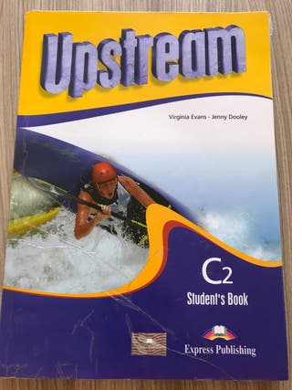 Libro inglés c2 upstream eoi