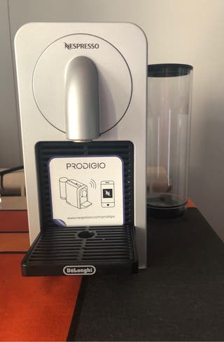 Cafetera De'Longhi Prodigio Bluetooth
