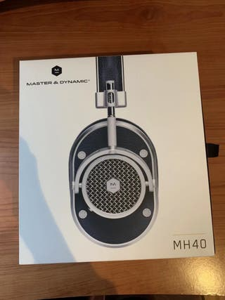 Auriculares/Cascos Master&Dynamics MH40