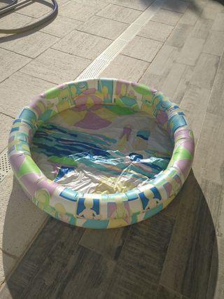 piscina infantil bebé