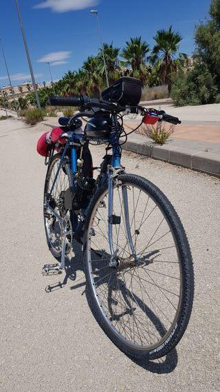 Bicicleta Con Motor 80cc