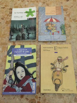 Libros de lectura primaria y secundaria