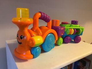 Tren de juguete