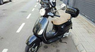 Piaggio Vespa 125LX de 2005