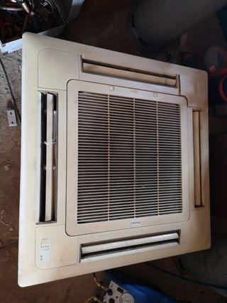 máquina de aire de 10.000 frigorias
