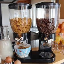 Dispensador doble cereales
