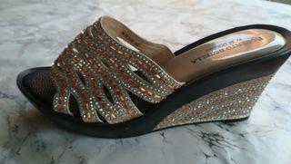 sandalias nuevas!