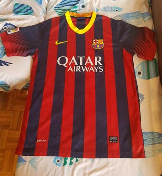 Camiseta Barcelona 2013 2014 Xavi
