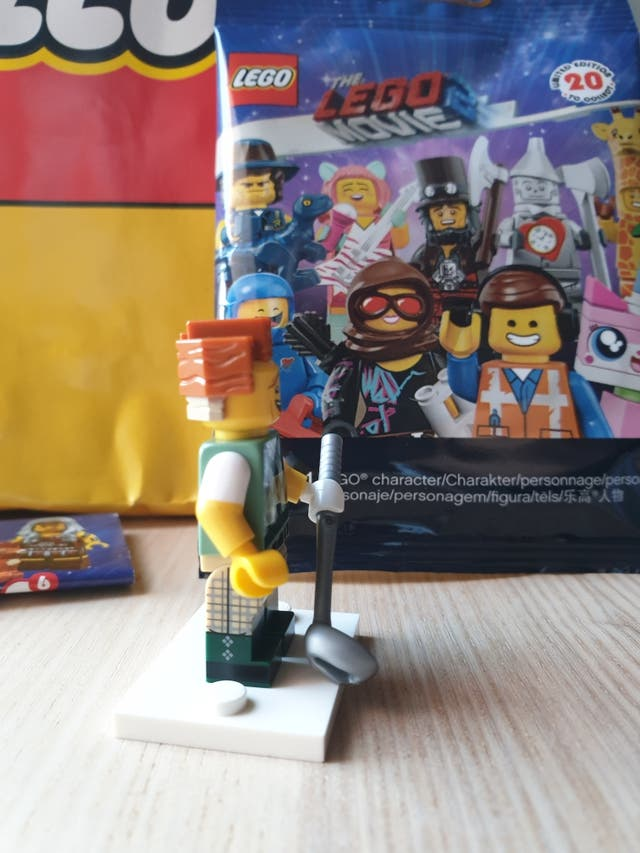 Minifigura Lego Movie2