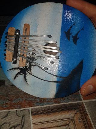 instrumento artesanal