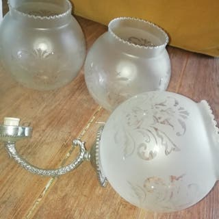 focos globo lampara vintag