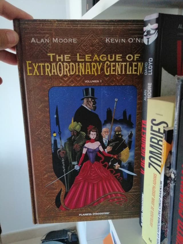 Novelas Gráficas cómics tomos