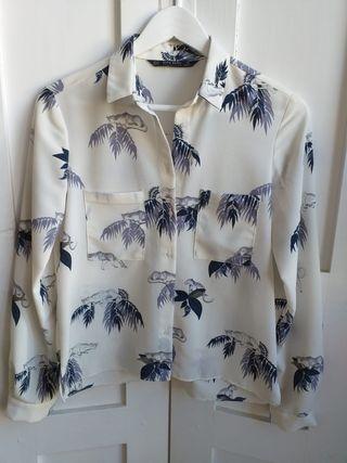 Blusa de Zara t. XS