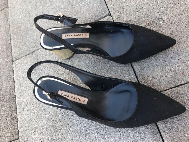 Zapatos de punta ZARA