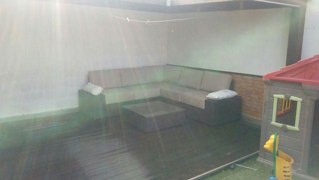 sofa rinconera para jardin