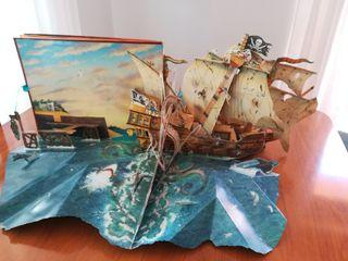 El barco pirata del capitán escorbuto