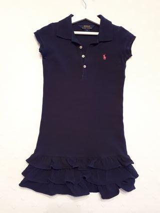 Vestido niña Polo Ralph Lauren