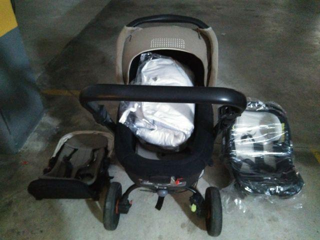 Carrito bebé Jané Transporter 2