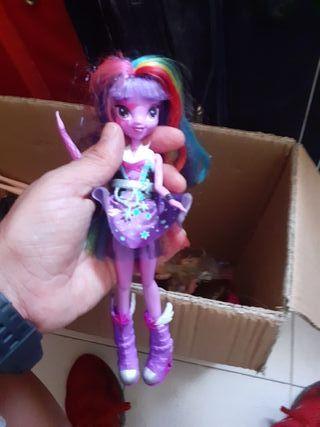 Muñeca de my little pony