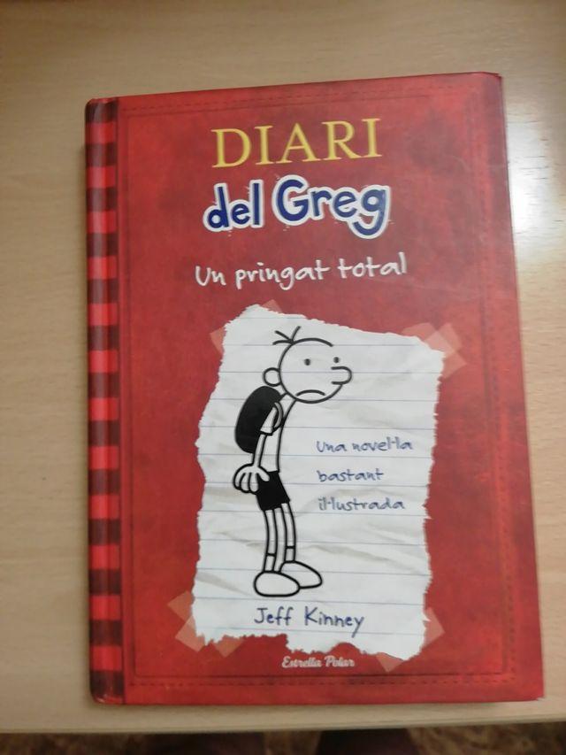 libro Diari del greg