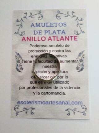 Anillo Atlante en Plata